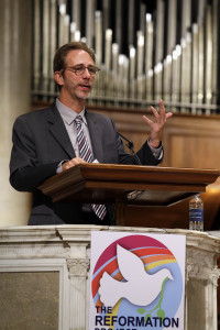 Dr. David Gushee. Photo by Rick Wood/The Reformation Project