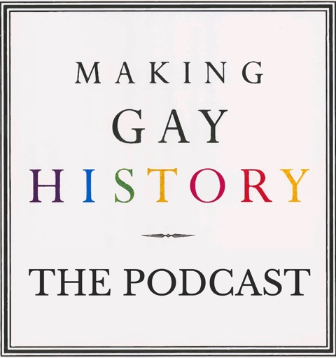Making Gay History Podcast Logo