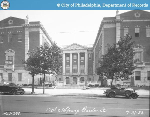 Philadelphia Girls' High