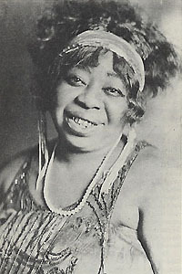 "Gertrude ""Ma"" Rainey"