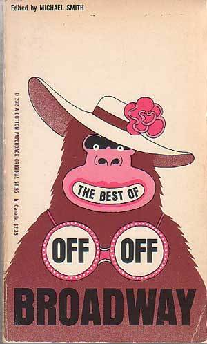 The Best Of Off-Off Broadway Cover