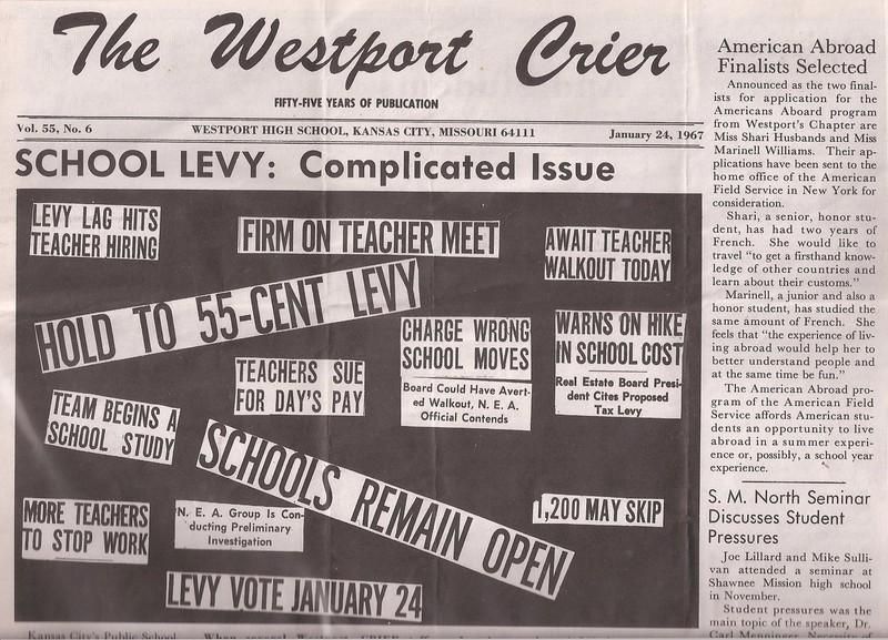 Westport Crier