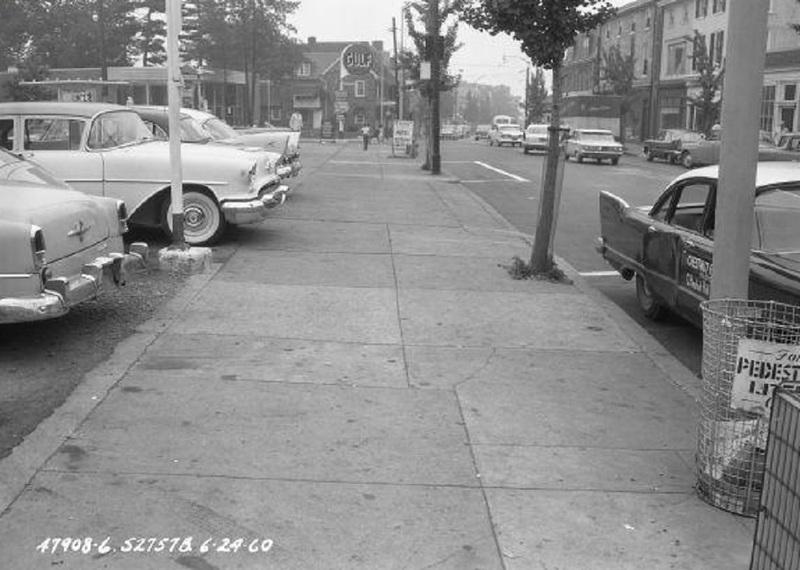Germantown, Philadelphia - 1960
