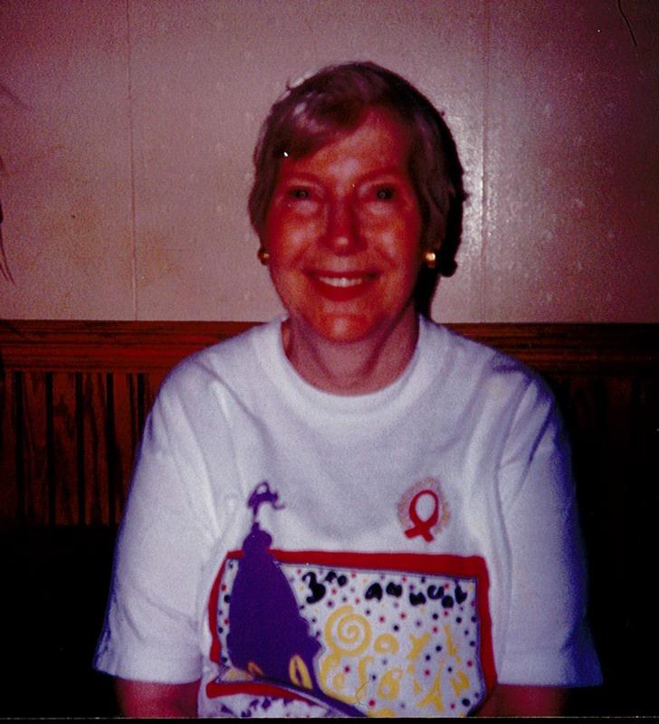 Ann Lynch 1996