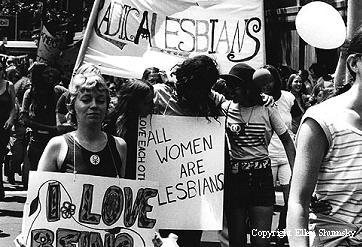 All Women are Lesbians