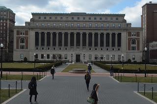Butler Library, Columbia