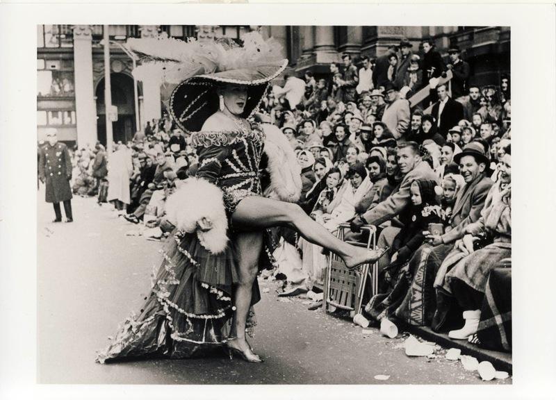 Philadelphia Mummer's Parade, 1960