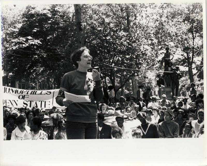 Barbara Gittings, Philadelphia Pride 1972