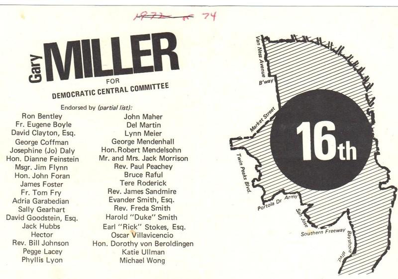 Gary Miller For
