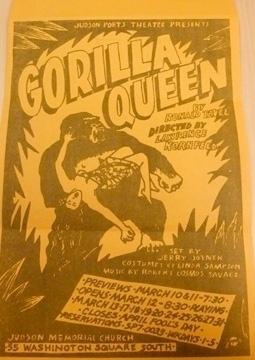 Gorilla Queen Flyer