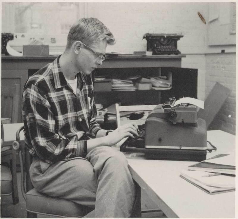 RVPM Wittman Yearbook photo 1963