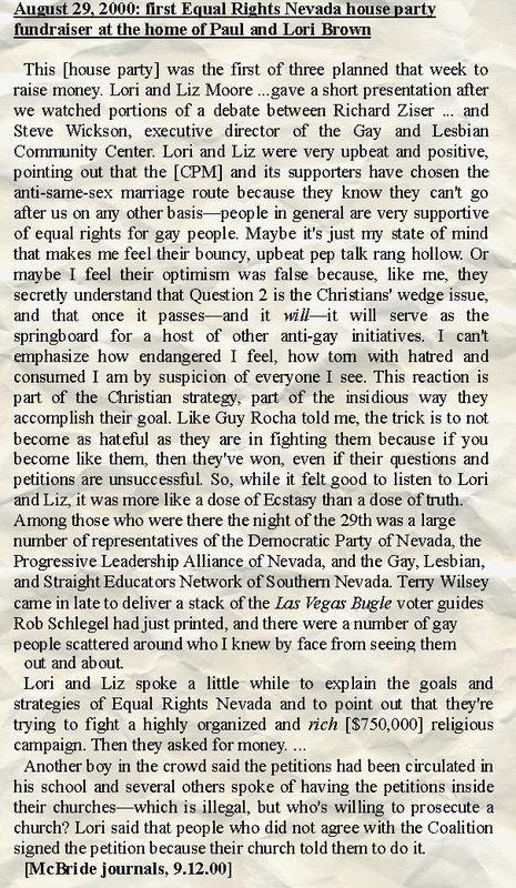 McBride Journal, 8/29/2000