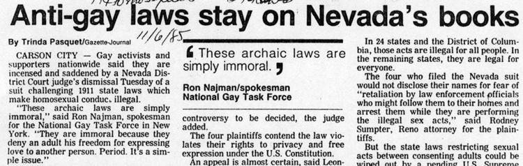Anti-gay Law
