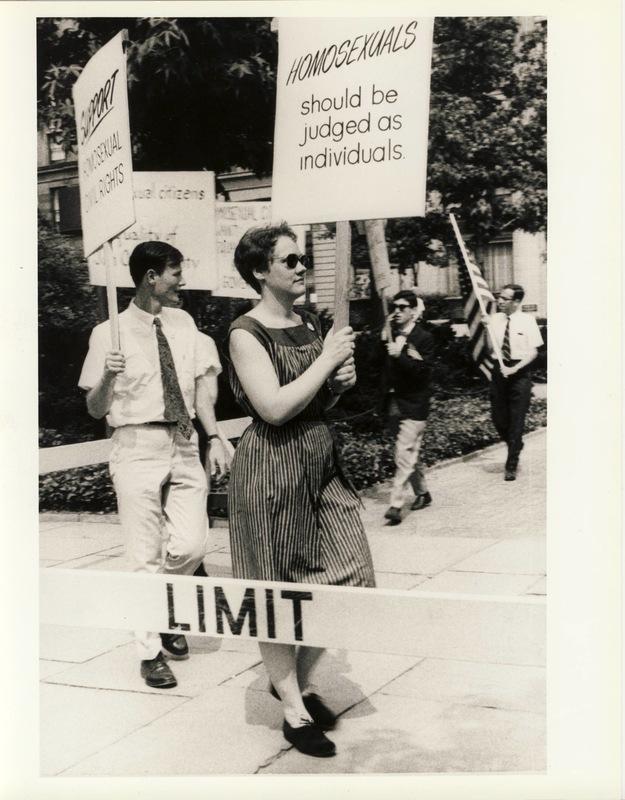Barbara Gittings, Annual Reminder 1966