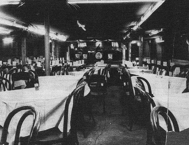 Club DeLisa, Interior