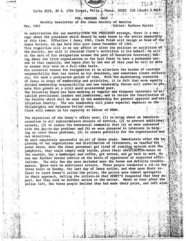 Janus Society Page 2