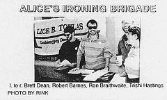 Young Robert Barnes