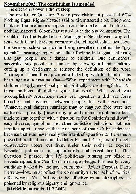 McBride Journal, 11/7/2002