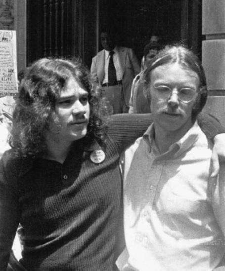 Mark Segal and Harry Langhorne