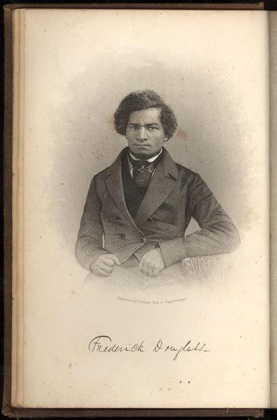 Fredrick Douglass, 1855
