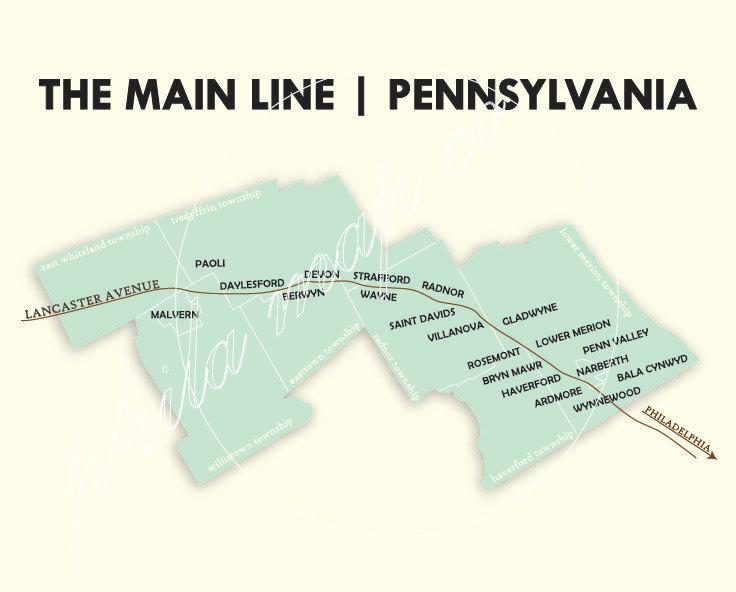 Main Line, Philadelphia