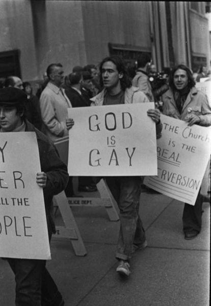 God is Gay