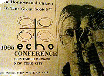 1965 ECHO Conference Poster