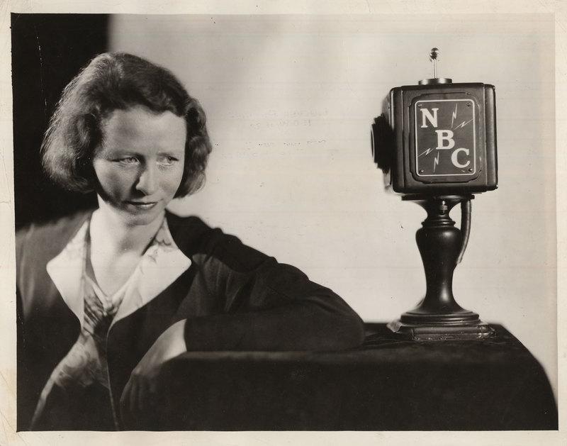 RVPM Edna St. Vincent Millay NBC photo