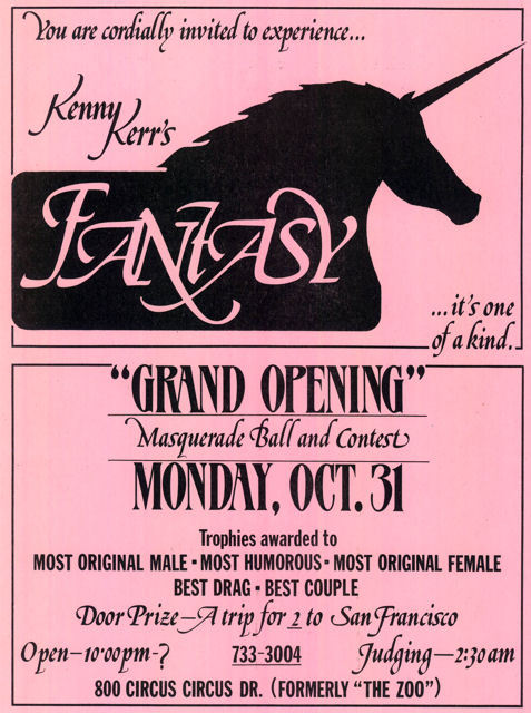 Kenny Kerr's Fantasy, 1993