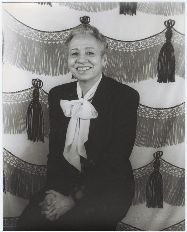Aged Edna Thomas