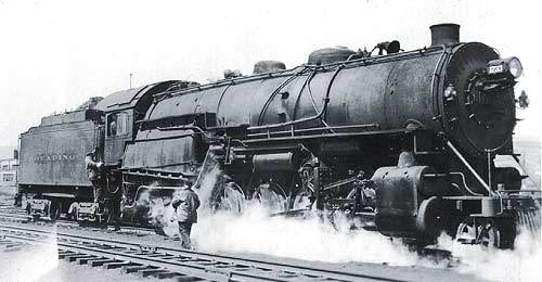 Railroad Bridgeport 1947