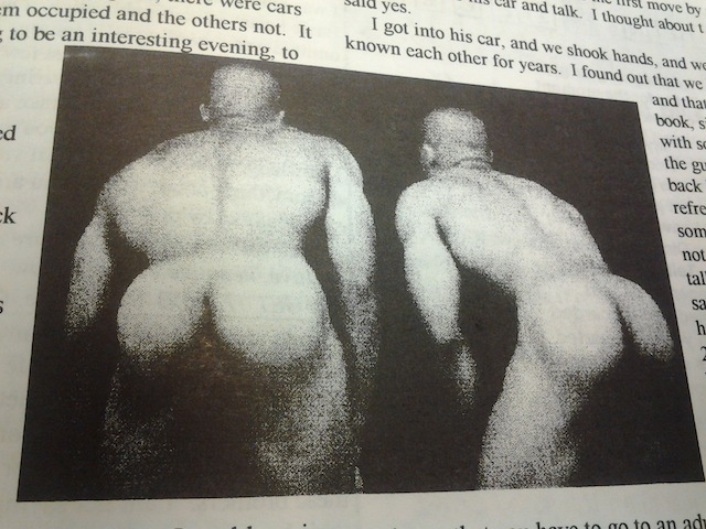 Two Naked Men