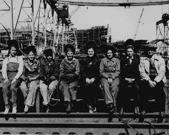Post-World War II Industrial Workers