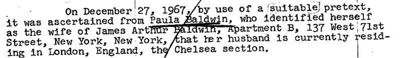 FBI File: 695