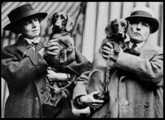 Radclyffe Hall and Lady Troubridge