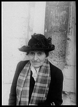Alice B. Toklas, 1949