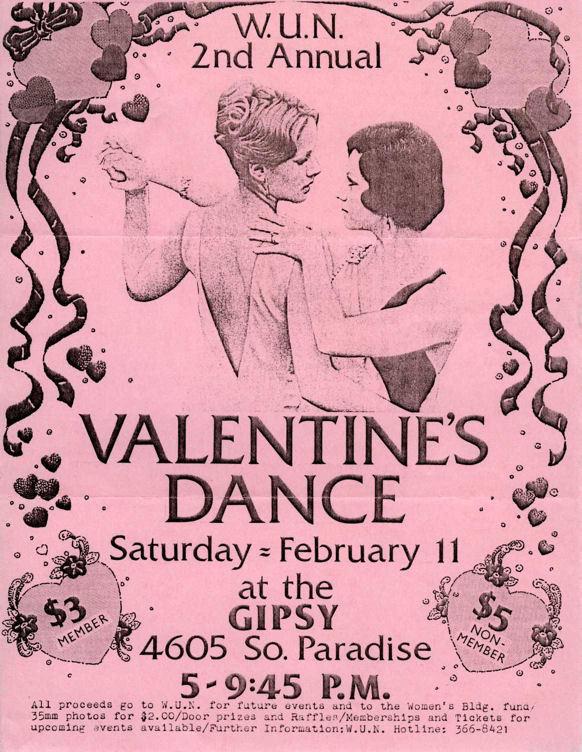 WUN Valentine's Day Dance