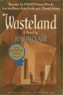 Wasteland Cover, 1946