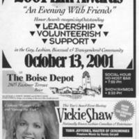 2001 Elm Awards Program