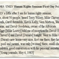 Young Journal, 5/6/1983