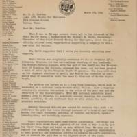 RVPM Murray Typed letter