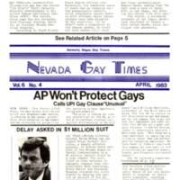 First Vegas AIDS Death