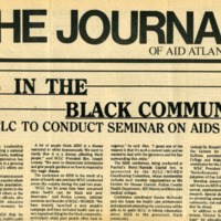 The Journal Aid Atlanta 1988 AARL