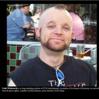 Todd Whitworth - October 2006