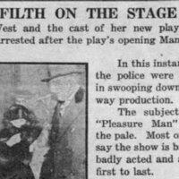 1928-10-03 %22Filth,%22 Daily News, Oct 3 1928, p. 23.jpeg