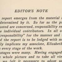 RVPM Lape Read Editor's Note Lape