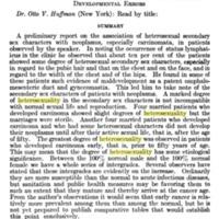 Huffman, Dr, Otto V. %22Relat. of Heterosexual%22.tiff