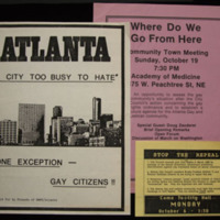 Atlanta's Gay Ordinance 1986 AARL