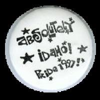 1997 Boise Gay Pride Button