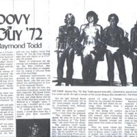 Groovy Guy 1972 Article